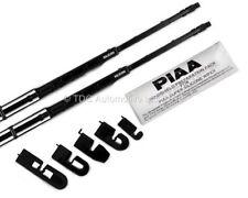 """PIAA Silicone Wiper Blade Set 24 """" / 600mm 16 """" / 400mm WS60EB WS40EB"""