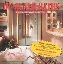 Designer Baths By Professional PC MAC CD search database home portfolio designs!