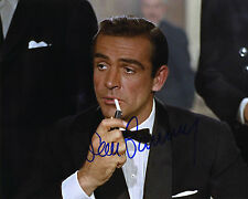 REPRINT SEAN CONNERY James Bond 007 #SN1 autograph signed photo