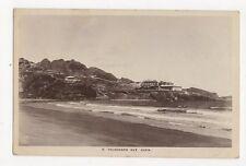 East Telegraph Bay Aden 1921 RP Postcard  213a
