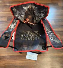 Star Wars Kylo Ren Kids Folding Chair For Camping/Outdoors Cup Holder