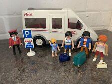 Playmobile bus de transferencia de hotel