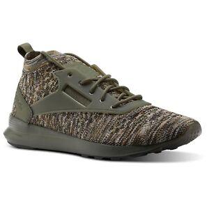 Reebok Classic Zoku Runner Utra knit shoes Sz 11.5-Hunter Green-CM9675 Unisex