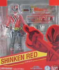 Used Bandai S.H.Figuarts Shinkenger Shinken Red Painted