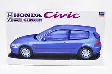 Hasegawa CD10 1/24 Honda Civic VTi/ETi 1.5 DOHC VTEC-E+PGM-F1