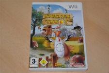 Jeux vidéo français pour Famille et Nintendo Wii PAL