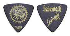 "Behemoth Messe Noire Tomasz ""Orion"" Wróblewski Signature Guitar Pick - 2018 Tour"