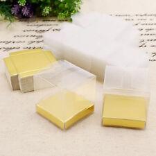 Emballages et paquets cadeaux transparents
