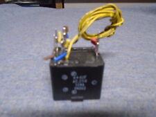 AKAI GX-255 METALLIZED POLYESTER / C 4 + 4 uf (M) 250VAC P/N EC316065 USED