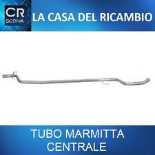 Tubo marmitta silenziatore centrale FIAT Punto188 1.4 NaturalPower IMASAF 243804