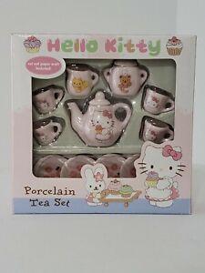 HELLO KITTY PORCELAIN TEA SET 2008