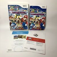 Fortune Street Nintendo Wii Authentic Case Manual Insert ONLY NO GAME USA Seller