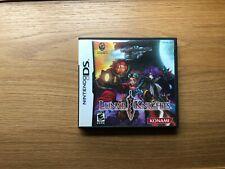 Lunar Knights DS Game