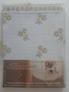 Vintage Retro Weihnachtstischdecke, Mitteldecke, Größe 80x80, neu, OVP, #4