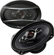 "Pioneer TS-A6996S 6""x9"" Series 6 Inch X 9 Inch 650W 5-Way Coaxial Car Stereo Spe"