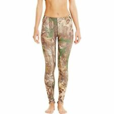 6eed13c2f61ef Under Armour Women's Camo EVO Scent Control Legging (Realtree Xtra) SIZE XL