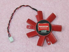 45mm AMD ATI HD3450 HD5570 V3800 Fan Replacement 32mm 2Pin PLD05010S12HH 0.25A