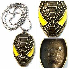 Spiderman Marvel Large Pendant Necklace 2013
