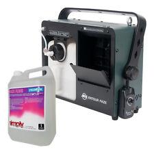 Adj al Faze 450W Alta Potencia Neblina Máquina Hazer & 5L fluido discoteca dmx