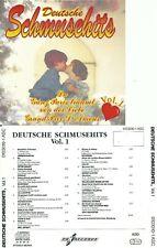 Deutsche Schmusehits - Vol. 1 - Verschiedene Interpreten - CD