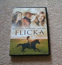 """FLICKA"" Movie starring Alison Lohman & Tim McGraw & Maria Bello on DVD"