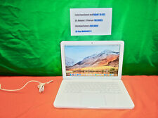 "Apple 13"" Macbook Laptop MC207LL/A (High Sierra) 4GB MEMORY + 250GB HARD DRIVE"