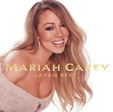 Mariah Carey Japan Best Limited Edition Blu-spec CD2 CD Handkerchief SICP-31218