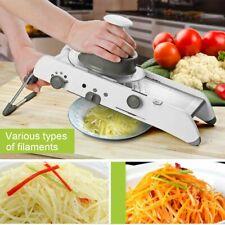18in1 Vegetable Fruit Food Chopper Cutter Slicer Dicer Grater Peeler Kitchen US