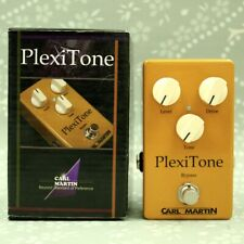 Carl Martin PlexiTone Single Channel guitar effect pedal F/S (133100598)