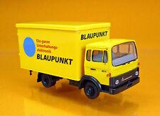 """Brekina 34709 Magirus-Deutz MK Koffer-LKW """" """"Blaupunkt"""" """""""