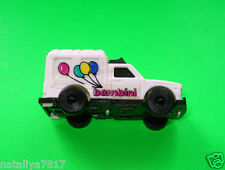 AUTO FUN CARS ### VARIANTE LIEFERCOMBI IN WEISS - BAMBINI ### PRO GEST 1987=TOP!