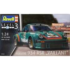 "Revell REV07032 1:24th scale  Porsche 934 RSR ""Vaillant"" Racing Livery"