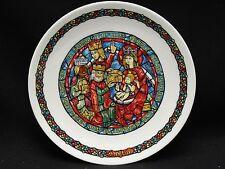 Henri D'Arceau French Limoges Porcelain Noel 1979 Christmas Collector Plate