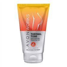 Avon Works Thermal Tone Anti-Cellulite Warming Gel 150ml