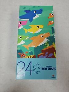 Pinkfong Baby Shark 24 Piece Jigsaw Puzzle Ages 6+ New In Box