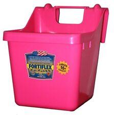 Fortex/Fortiflex 1301612 Fence Bucket, 16 Qt, Pink