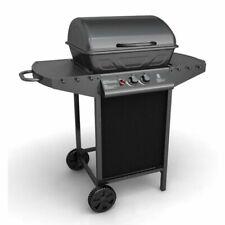 vidaXL Gasbarbecue Oregon 2 Branders BBQ Barbecue Barbeque Gas Gasbrander Grill