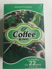 COFFEE KING 440G 22 SOBRES. 22 BAGS CAFE GOURMET
