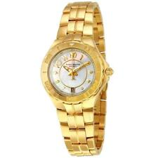 TechnoMarine 715009 Sea Mother of Pearl Date Stainless Steel Women's Watch