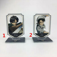 Anime ATTACK ON TITAN acrylic Keychain Key Ring Straps cosplay porte - clés