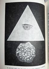 E. Gentiloni: Genesi Vita Fine dell'Universo 1973 Roma dedica autore Fede Scienz