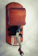 Coffee grinder Wall Mount Mill Moulin a cafe Kaffeemuehle Molinillo Macinacaffe