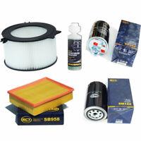 Inspektionspaket Filtersatz Pollenfilter  VW T4 2.5 TDI ab 01/96 + Geschenk