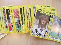 PANINI FOOTBALL 89 - 1989 - Vente à l'unité de stikers originaux  neufs