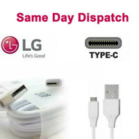 Type C 3.1 USB-C Fast Charging Data Charger Cable for LG G5 G6 G7 V20 V30 V35
