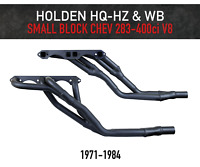 Headers / Extractors for Holden HQ-HZ & WB 283-400ci Small Block Chev V8