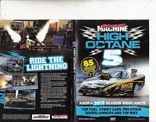 Street Machine-High Octane 5-Andra 2012 Season Highlights-Drag Racing-Car DR-DVD