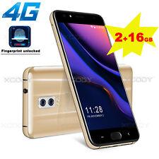 5,5 Zoll 6000mAh Smartphone Android 7.0 16GB LTE 4G Handy Ohne Vertrag Dual SIM