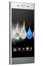 NEW Sony Xperia XZ Premium 64GB Luminous Chrome Unlocked Smartphone Fingerprint