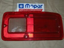 NOS Mopar 1970-1977 Dodge and Plymouth Van Taillight Lens..read...